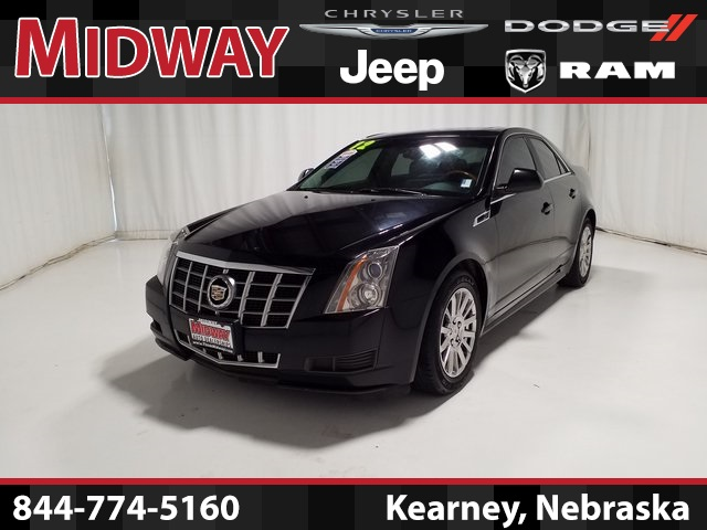 Certified Pre-Owned 2012 Cadillac CTS Luxury