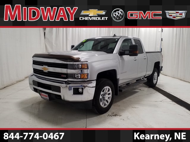 Pre-Owned 2016 Chevrolet Silverado 2500HD LT