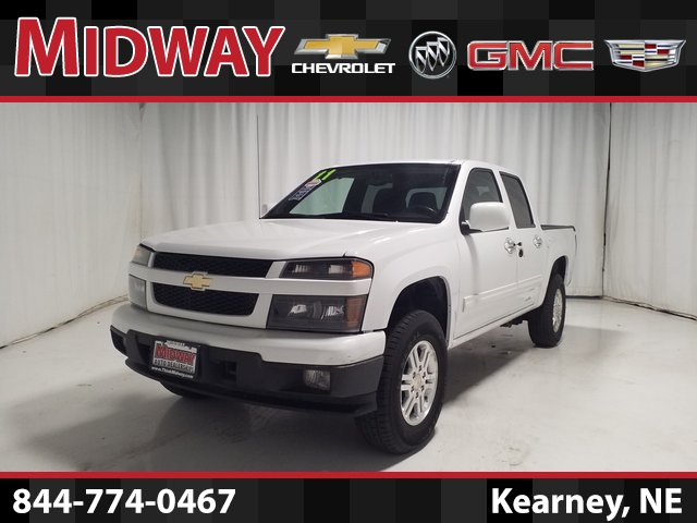 Certified Pre-Owned 2011 Chevrolet Colorado 1LT