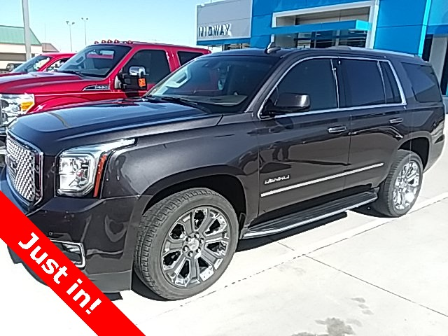 Certified Pre-Owned 2017 GMC Yukon Denali