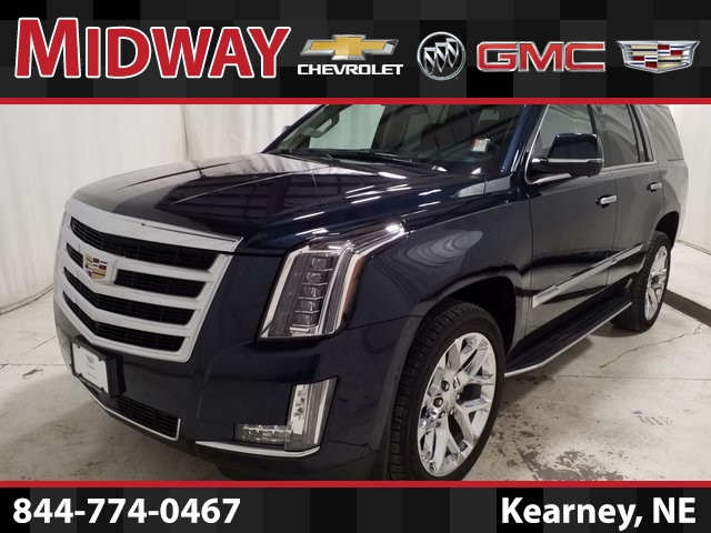 Certified Pre-Owned 2019 Cadillac Escalade Premium
