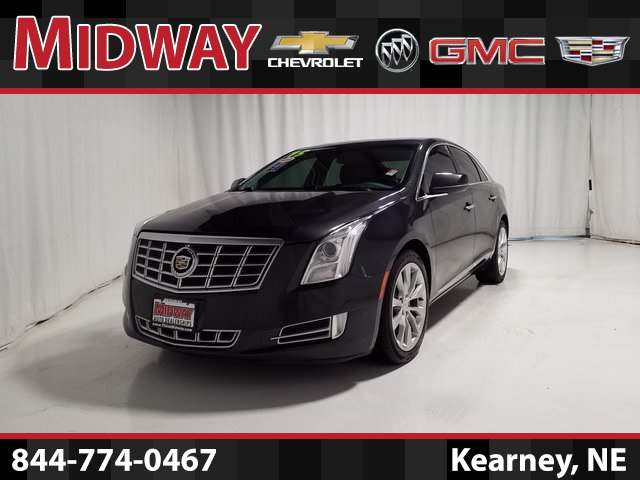 Certified Pre-Owned 2015 Cadillac XTS Luxury