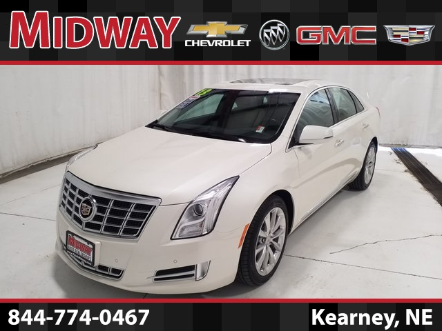 Certified Pre-Owned 2013 Cadillac XTS Luxury