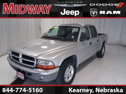 Pre-Owned 2002 Dodge Dakota SLT