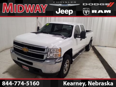Pre-Owned 2014 Chevrolet Silverado 3500HD Work Truck