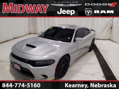Pre-Owned 2019 Dodge Charger R/T Scat Pack